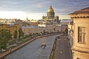 Грузоперевозки Санкт-Петербург Москва