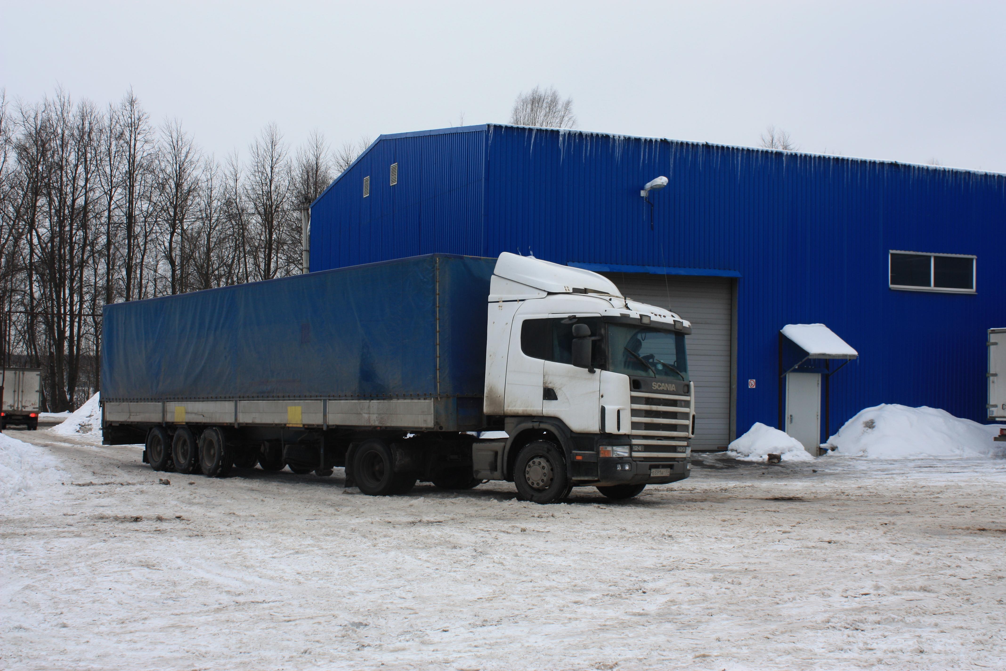 Аренда склада класса B в Санкт-Петербурге – склад категории В