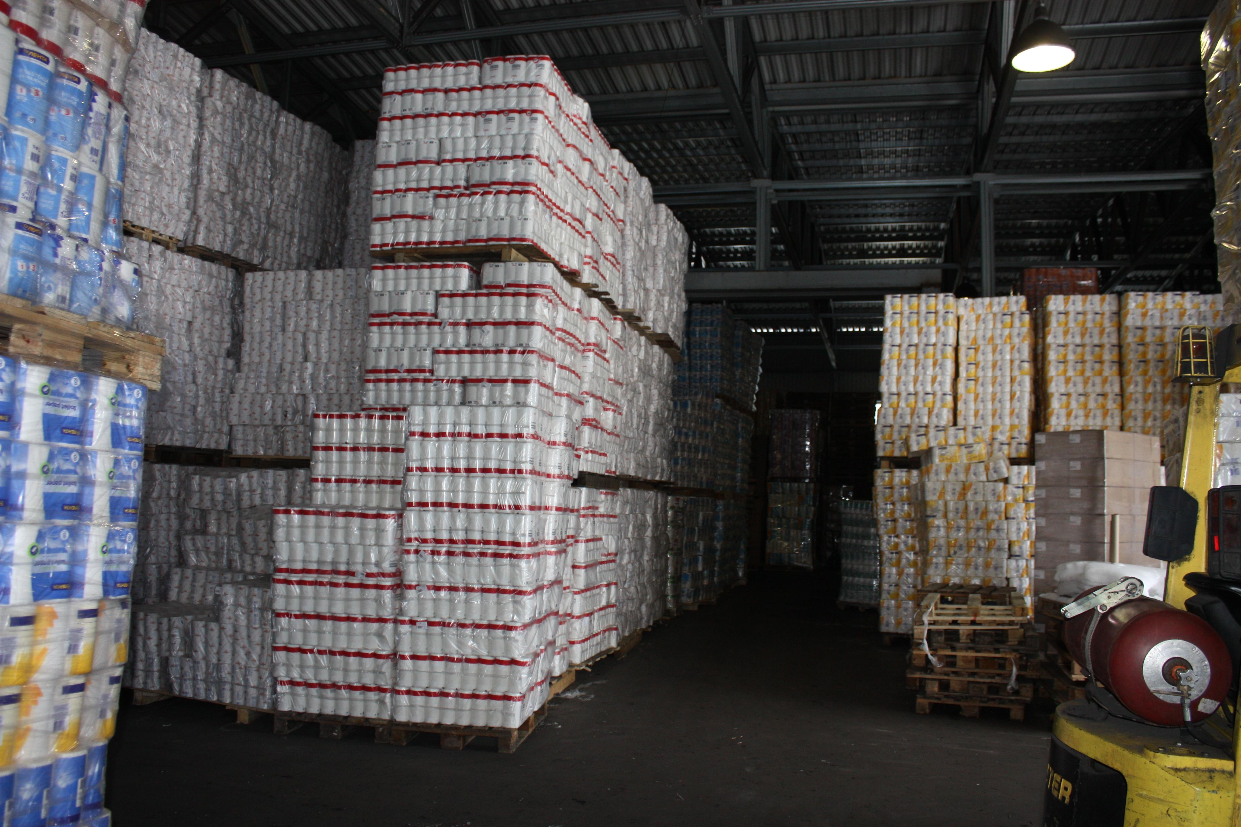 Аренда отапливаемого склада